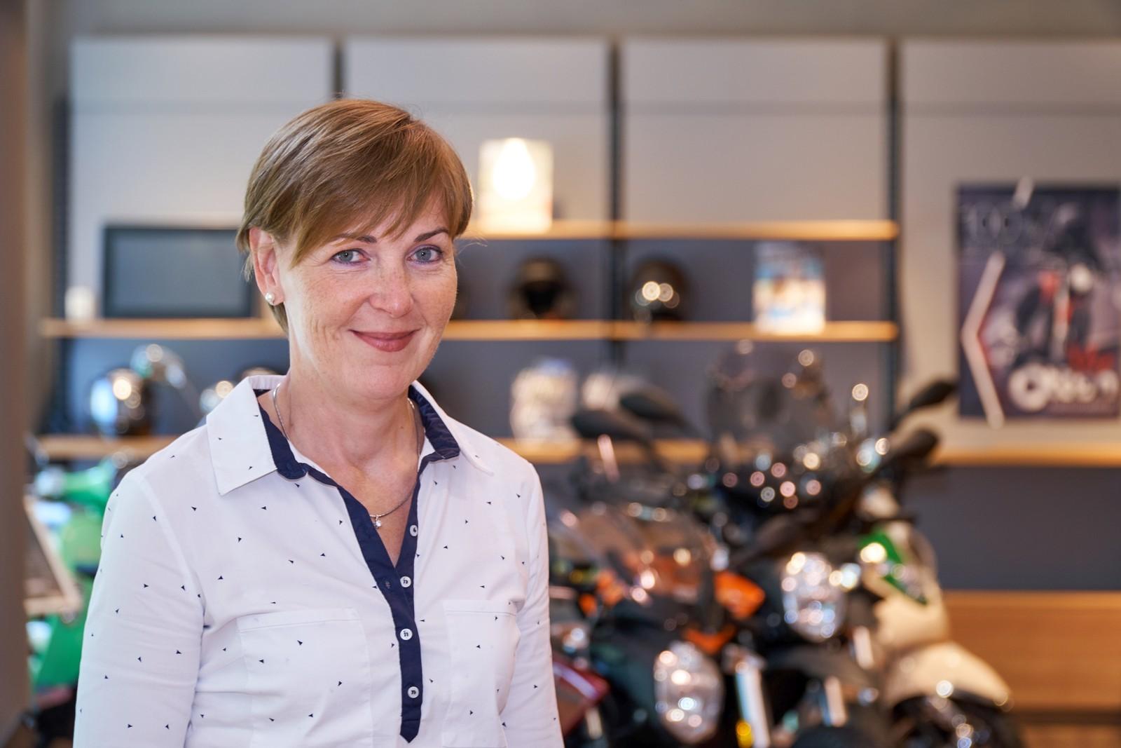 Und die Mitarbeiter der Alwin Otten GmbH sind damit sehr zufrieden, sagt Prokuristin Inge Otten.