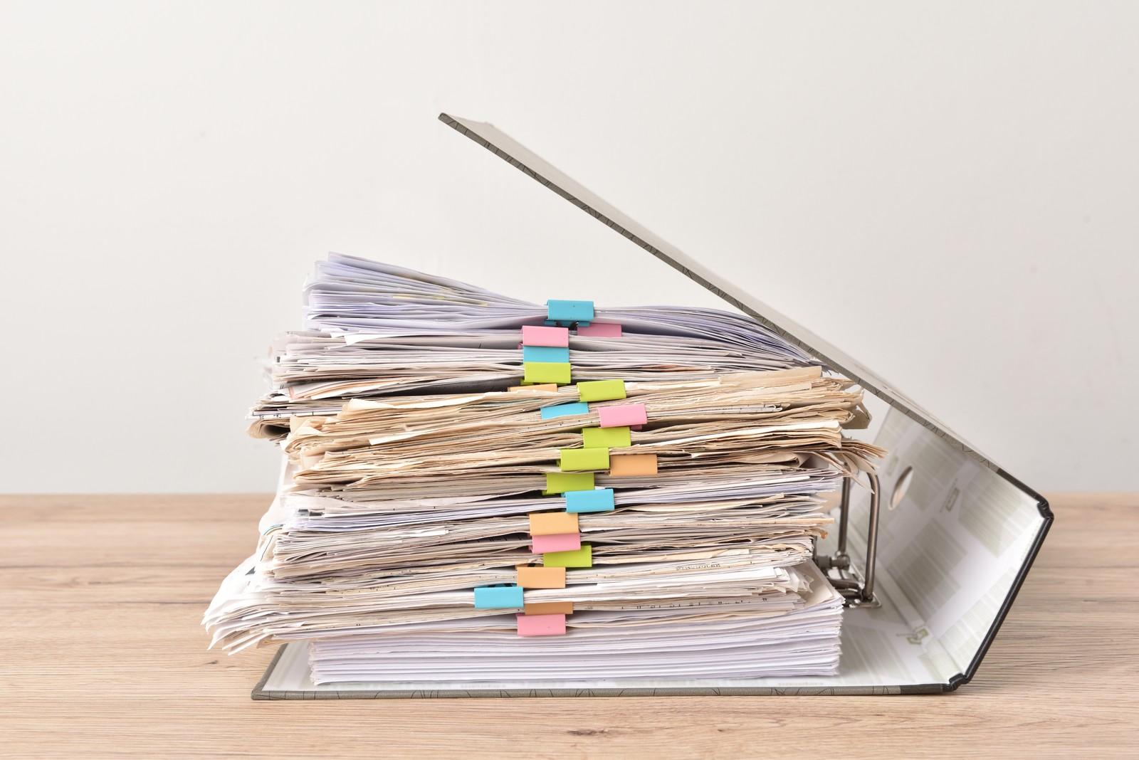 Viele Handwerksunternehmer klagen über zu viel Bürokratie.