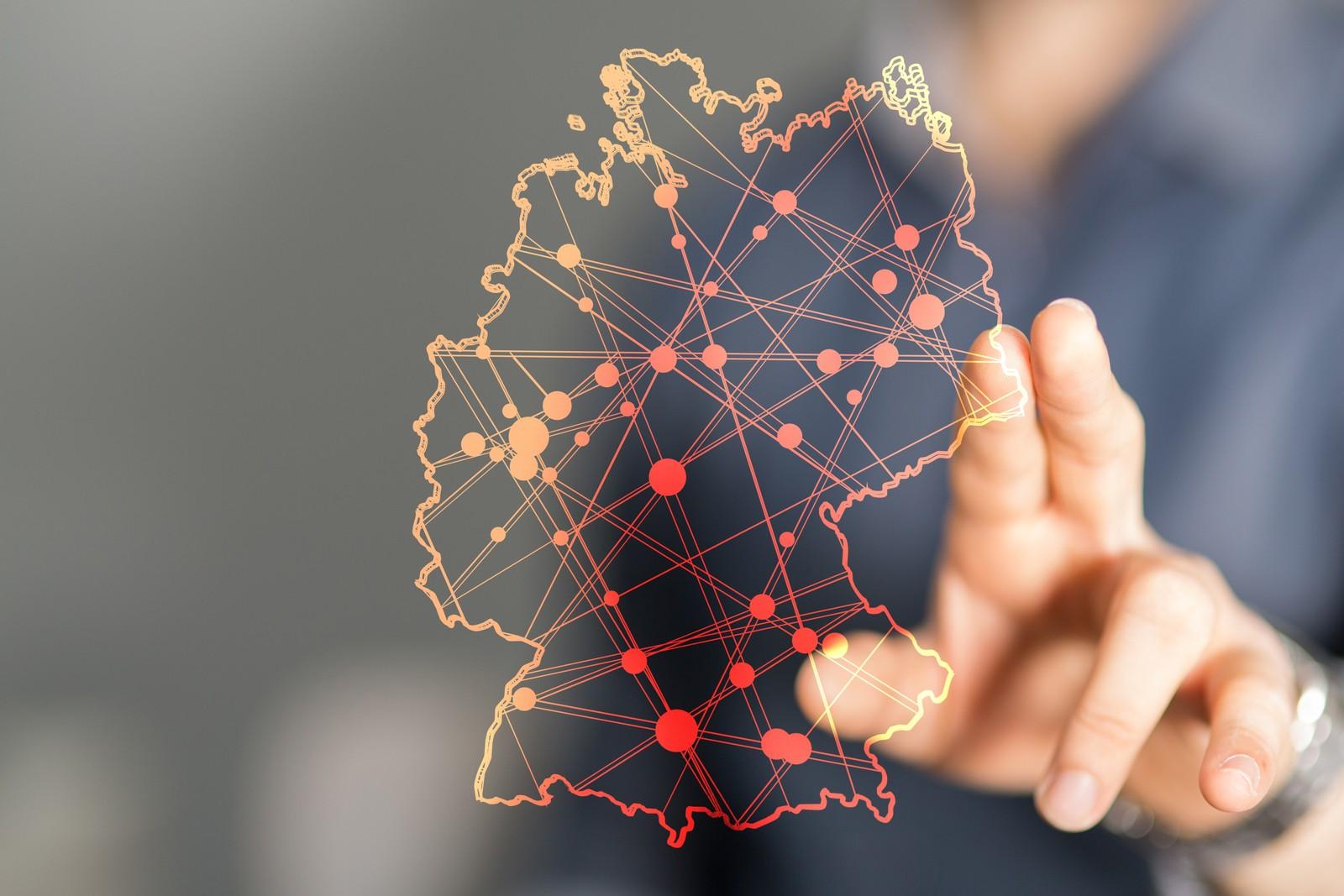 Die Funkloch-Karte der Bundesnetzagentur gibt Auskunft darüber.