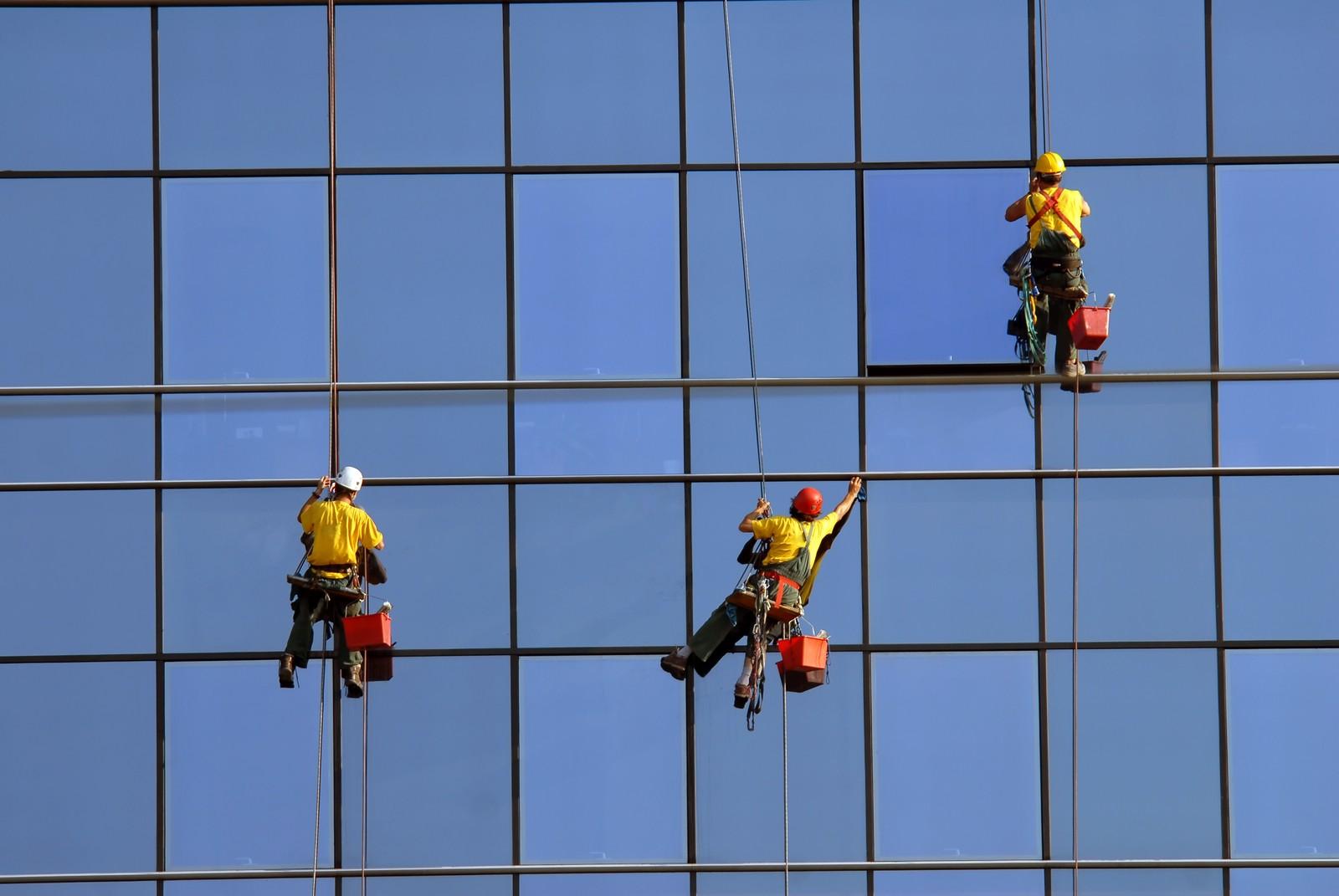 Mindestlohn Gebäudereinigung