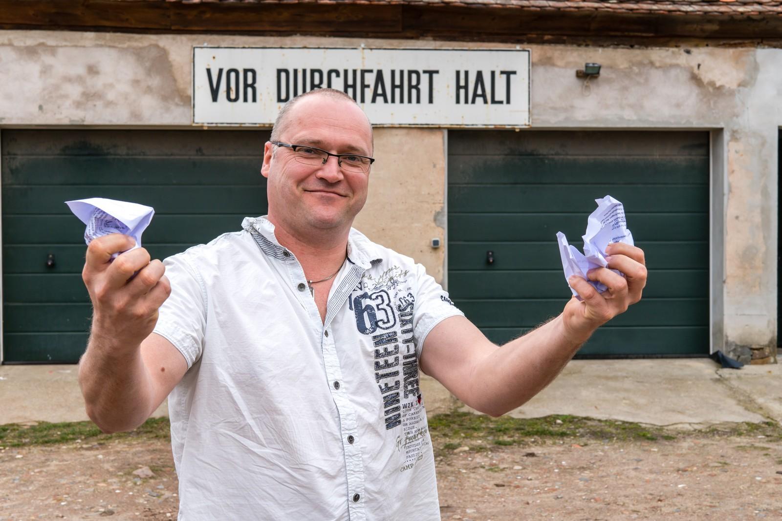 Zu viel Bürokratie: Dieser Unternehmer macht Schluss