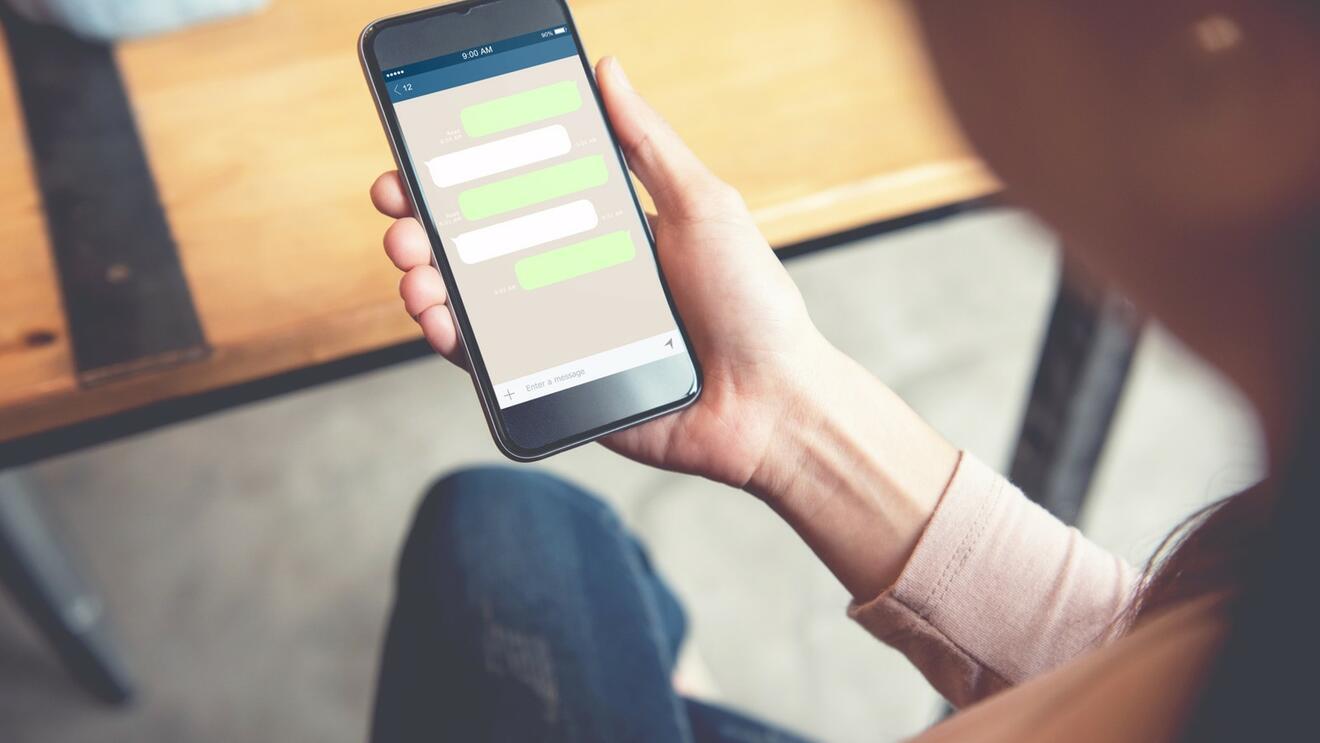 Whatsapp: Erst Nutzungsbedingungen zustimmen, dann chatten