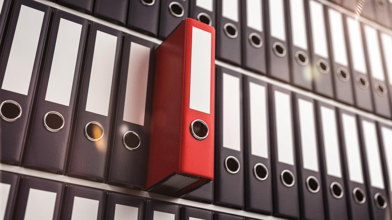 In 4 Schritten zum digitalen Dokumentenmanagement