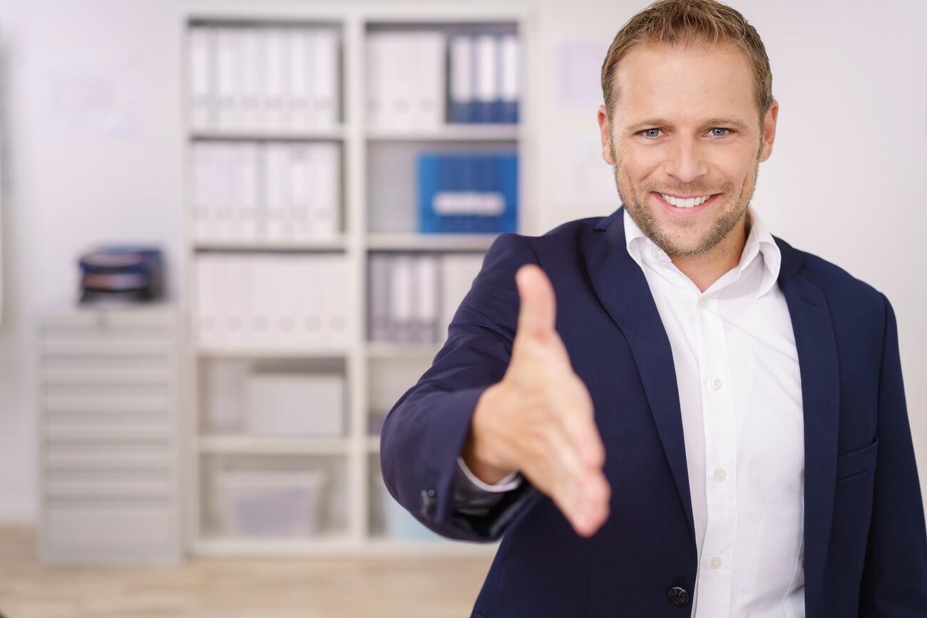 5 Tipps: So begrüßen Sie neue Mitarbeiter richtig!