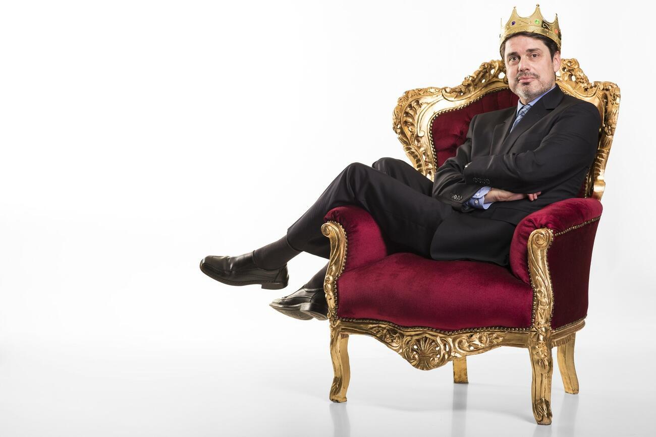 Kumpel oder Patriarch: Welcher Chef-Typ sind Sie?