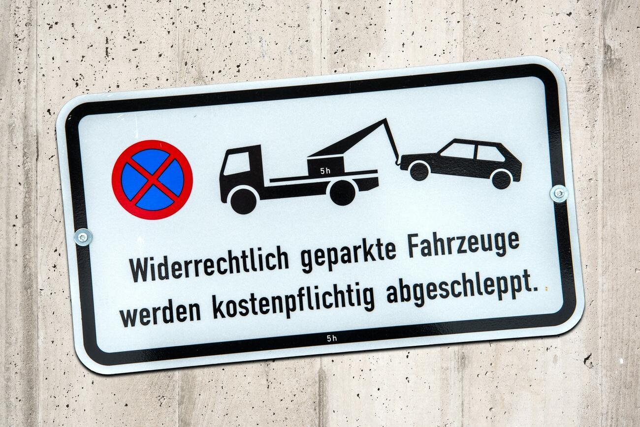 Parkplatz blockiert? So wehren Sie sich richtig!