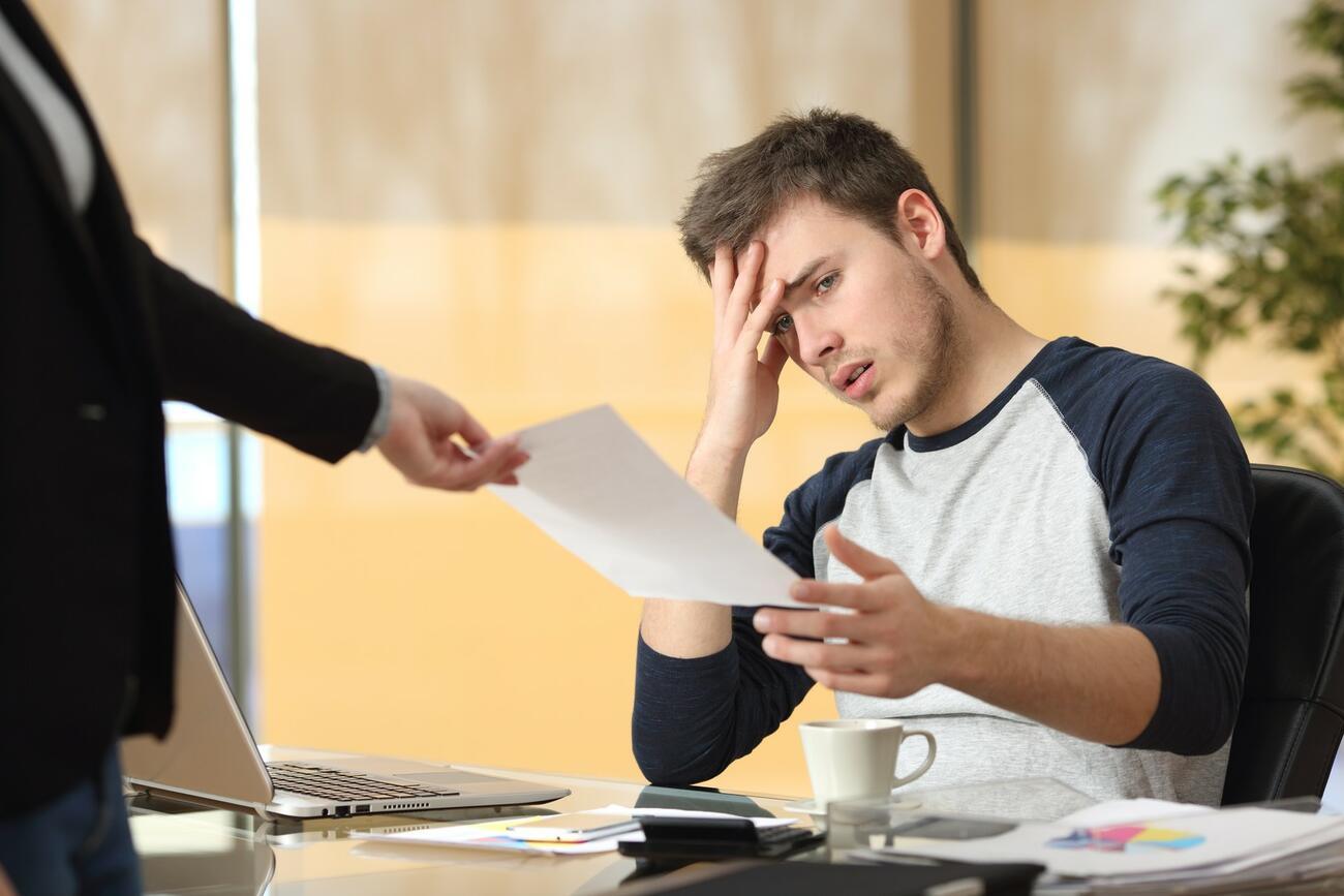 Kündigungsgespräch - 5 Tipps für eine knifflige Situation
