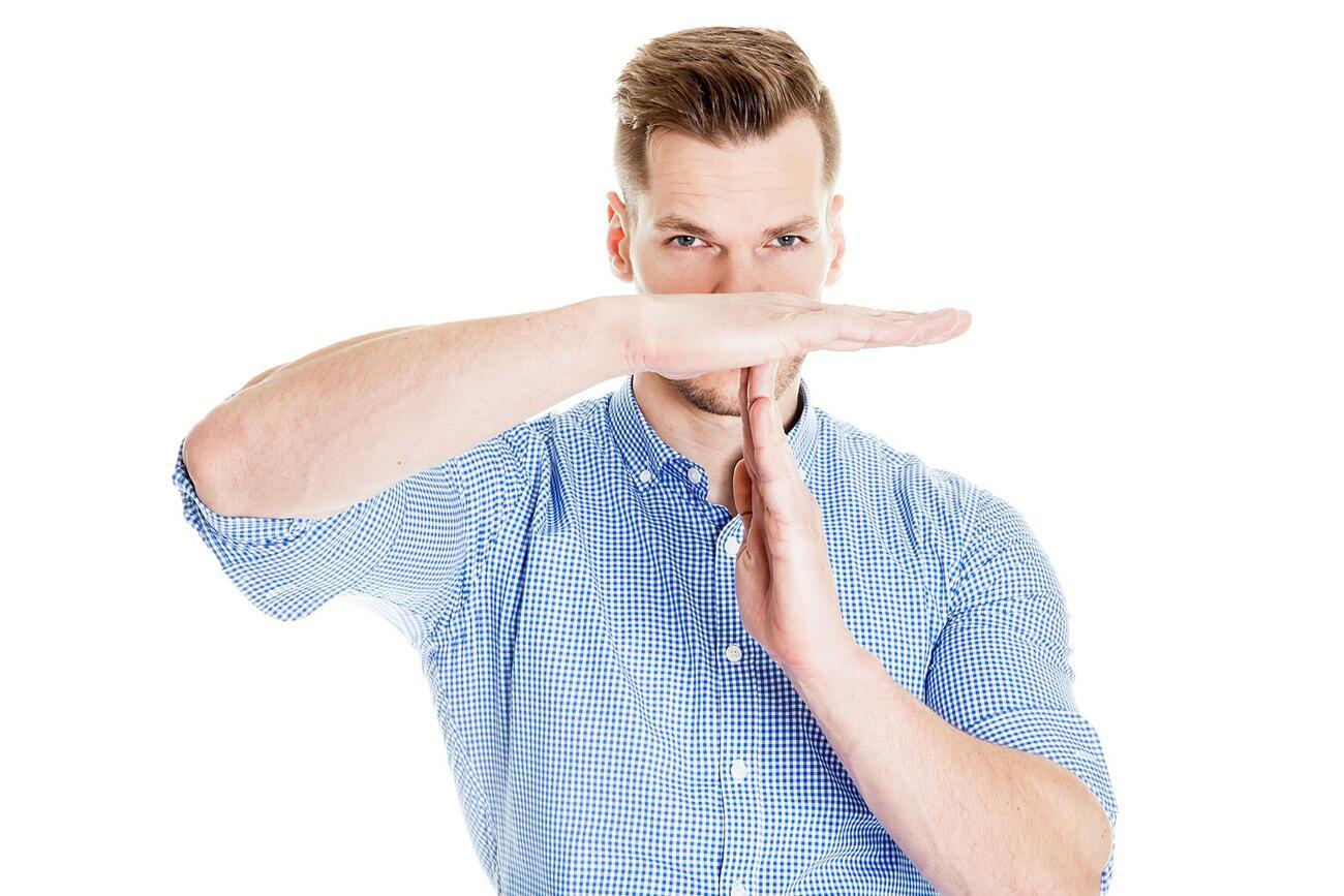 Schluss mit Stress: 5 Tipps, wie Sie Nein sagen