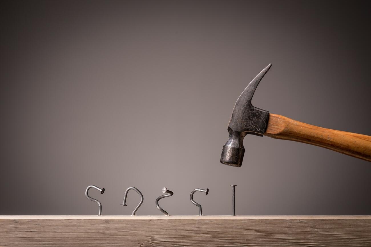 Die 8 größten Fehler im Bankgespräch
