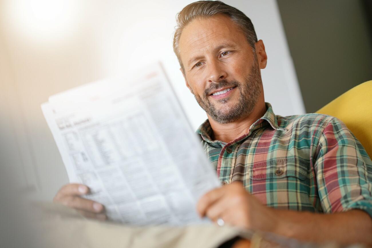 Bewerber lesen regionale Tageszeitungen
