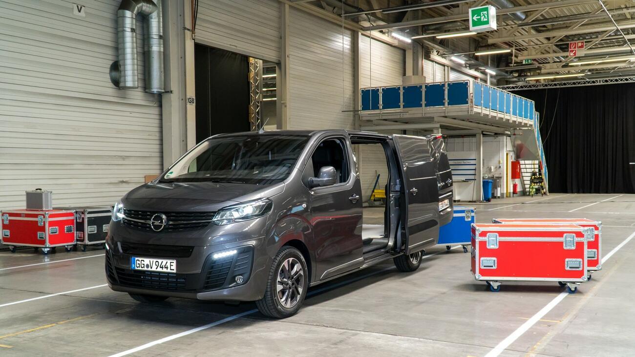 Opel Vivaro-e: Hohe Reichweite zu bezahlbaren Preisen