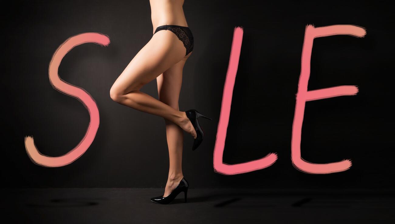 Nackte Tatsachen: Was darf Werbung?