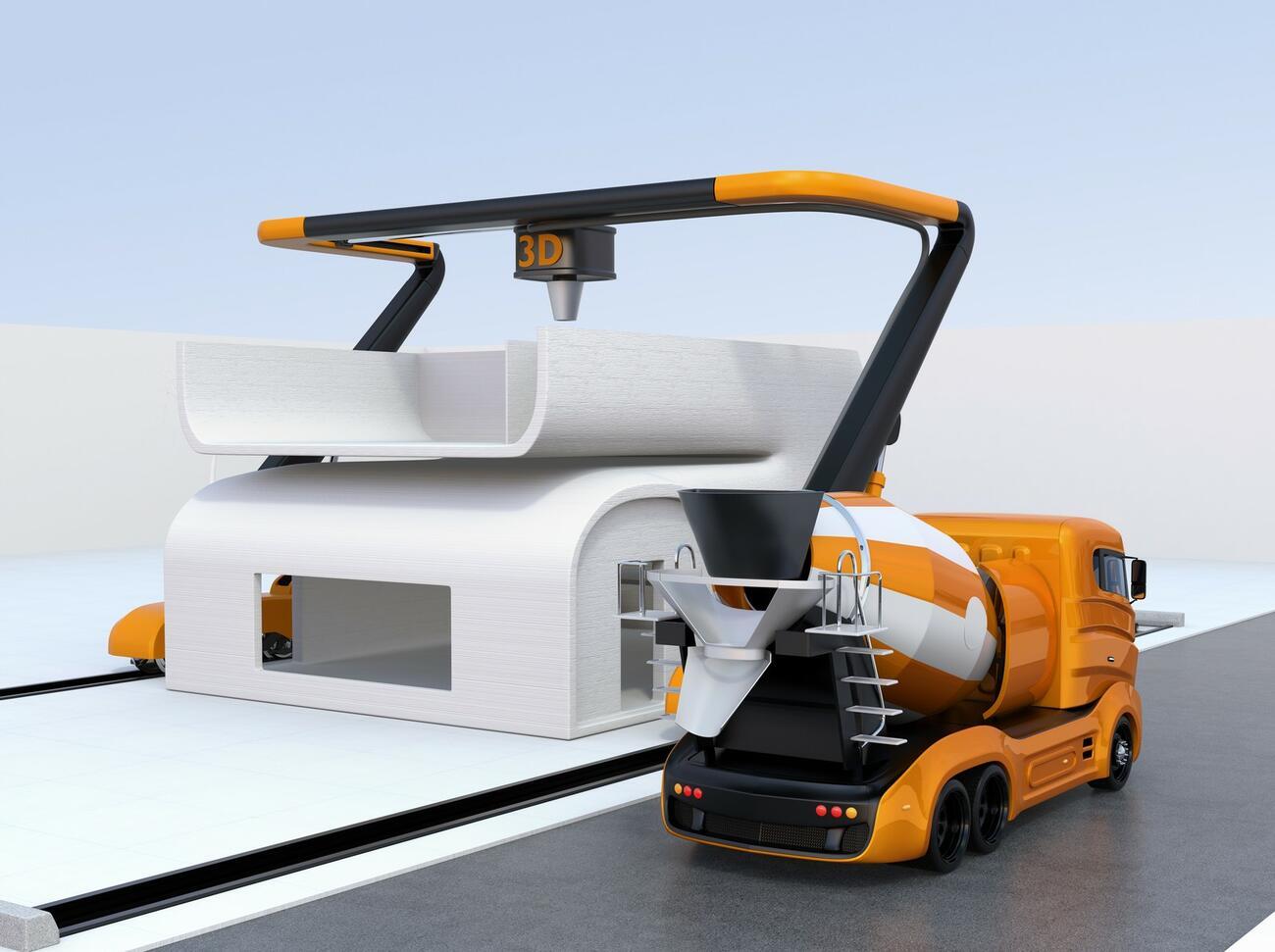 3D-Betondruck: Dieser Handwerker macht Zukunft