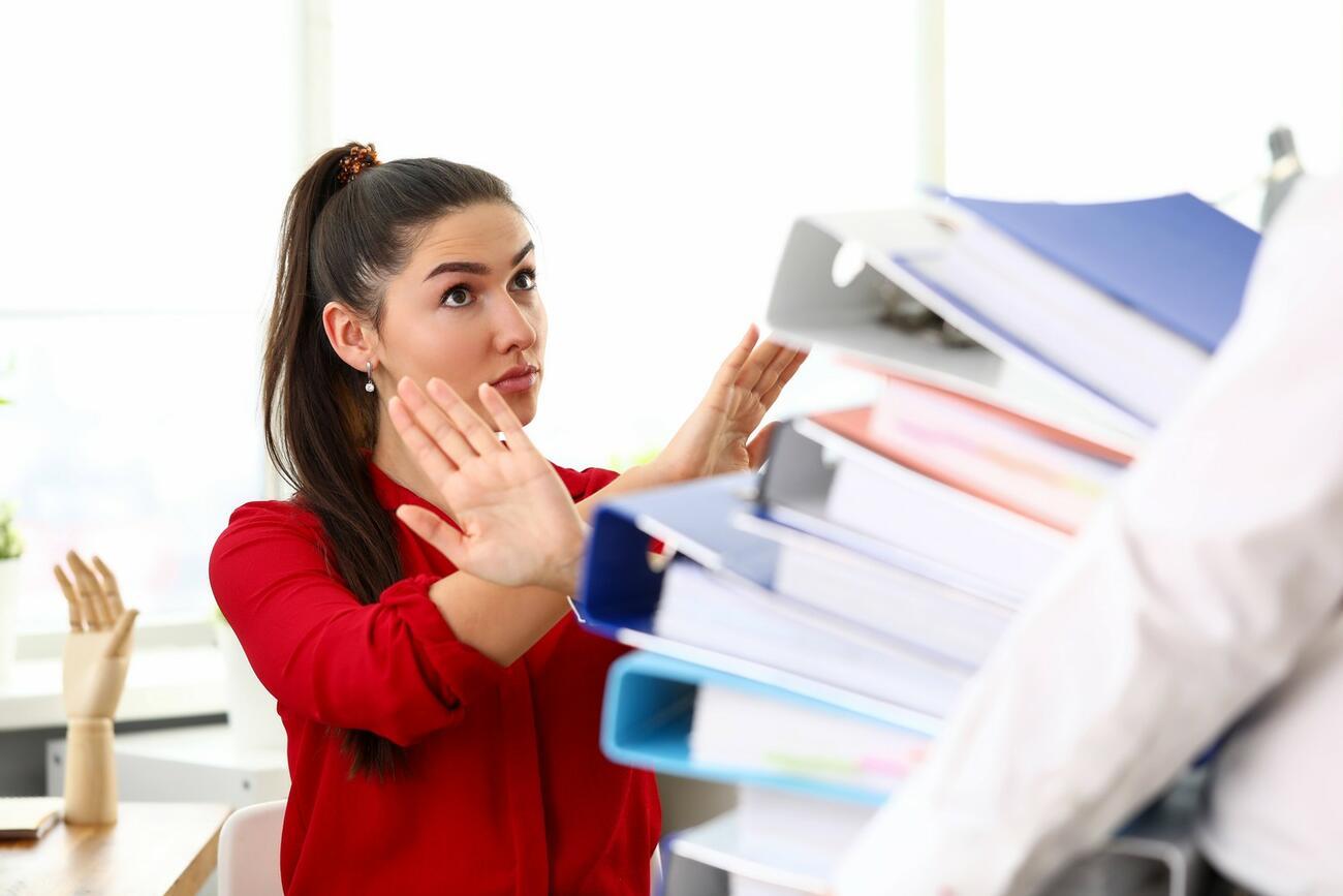 Reicht Arbeitsverweigerung für eine Kündigung?
